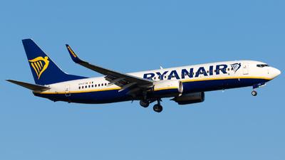 EI-FTS - Boeing 737-8AS - Ryanair