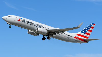 A picture of N859NN - Boeing 737823 - American Airlines - © Hector Rivera-HR Planespotter