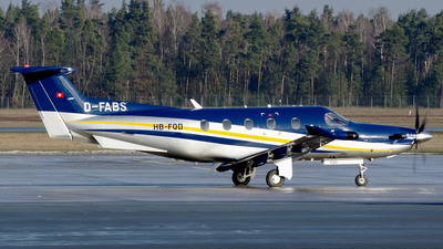 A picture of HBFQD - Pilatus PC12/47E -  - © Günther Feniuk