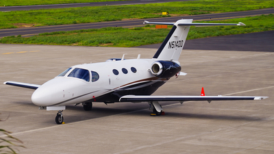 N514DD - Cessna 510 Citation Mustang - Private