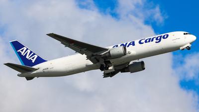 JA603F - Boeing 767-381F(ER) - ANA Cargo