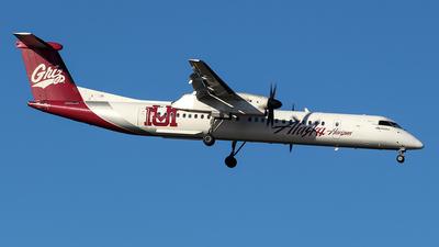 N402QX - Bombardier Dash 8-Q402 - Alaska Airlines (Horizon Air)