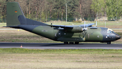 50-74 - Transall C-160 - Germany - Air Force