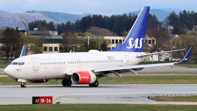 A picture of LNRRB - Boeing 737783 - SAS - © R.Rimestad