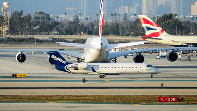 N953SW - Bombardier CRJ-200ER - SkyWest Airlines