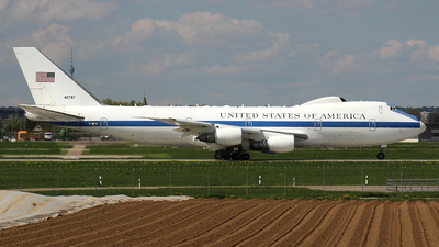 74-0787 - Boeing E-4B - United States - US Air Force (USAF)