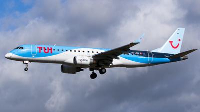 OO-JEB - Embraer 190-100STD - TUI