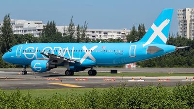 N279GX - Airbus A320-214 - Global X
