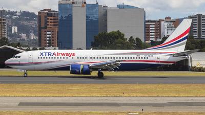 N430XA - Boeing 737-484 - XtraAirways