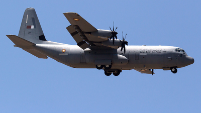 211 - Lockheed Martin C-130J-30 Hercules - Qatar - Air Force