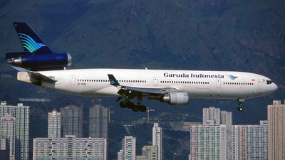EI-CDI - McDonnell Douglas MD-11 - Garuda Indonesia
