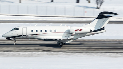 N85BE - Bombardier BD-100-1A10 Challenger 300 - Private