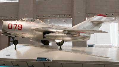 079 - Mikoyan-Gurevich MiG-15 Fagot - North Korea - Air Force