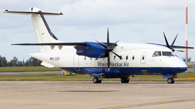 A picture of DCIRP - Dornier 328120 - MHS Aviation - © David Blaker