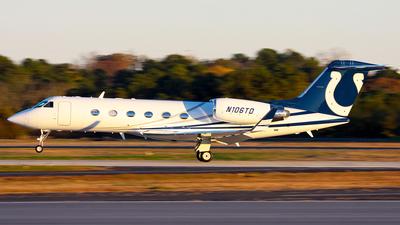 N106TD - Gulfstream G-IV(SP) - Private