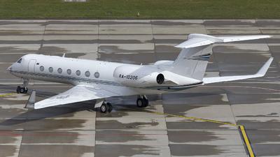 RA-10206 - Gulfstream G550 - Private