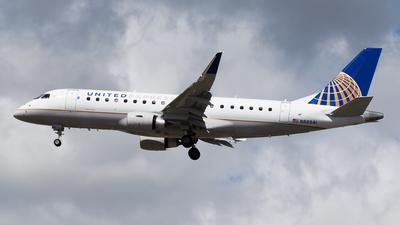 N88341 - Embraer 170-200LR - United Express (Mesa Airlines)
