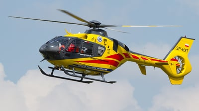 SP-HXT - Eurocopter EC 135P2+ - Poland - Medical Air Rescue