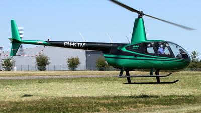 A picture of PHKTM - Robinson R44 Raven II - [11078] - © Daniel Schwinn