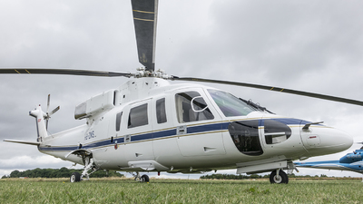 A picture of HBZMS - Sikorsky S76B - [760430] - © Nitram Yevots
