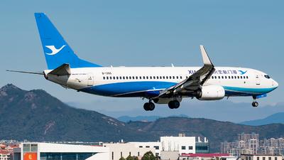 B-1355 - Boeing 737-85C - Xiamen Airlines