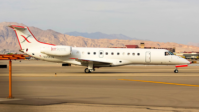 N256JX - Embraer ERJ-135LR - JetSuiteX