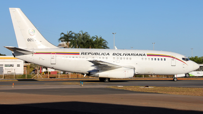 0207 - Boeing 737-2N1(Adv) - Venezuela - Air Force