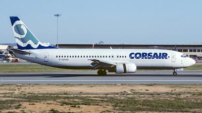 F-GFUG - Boeing 737-4B3 - Corsair