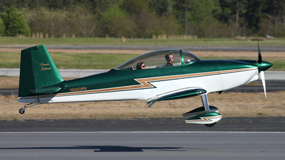 A picture of N880RV - Van's RV8 - [80001] - © Kevin Porter