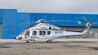 A picture of FWWOM - Airbus Helicopters H225 - Airbus - © VictorRomeo