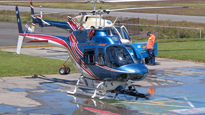 TG-HRM - Bell 206B JetRanger III - Private