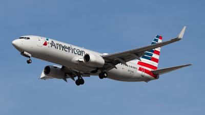 N972AN - Boeing 737-823 - American Airlines