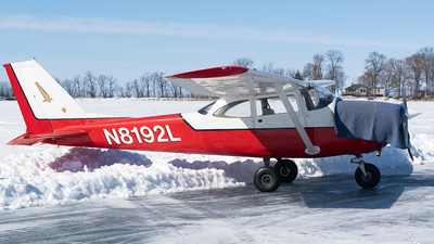 N8192L - Cessna 172H Skyhawk - Private