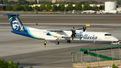 N434MK - Bombardier Dash 8-Q402 - Alaska Airlines (Horizon Air)