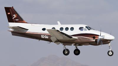 EC-GIJ - Beechcraft B90 King Air - Private