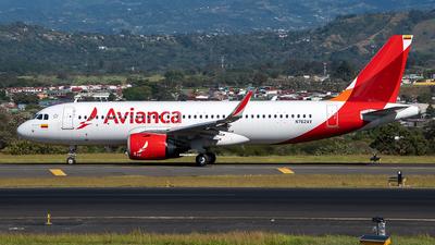 N762AV - Airbus A320-251N - Avianca