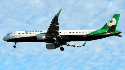 B-16223 - Airbus A321-211 - Eva Air