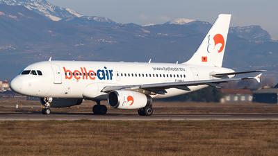 F-ORAG - Airbus A319-132 - Belle Air