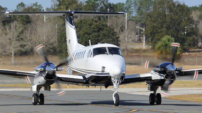 N400SC - Beechcraft B200 Super King Air - Private