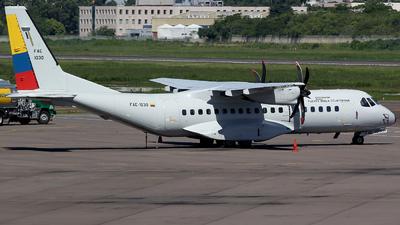 FAE-1030 - CASA C-295M - Ecuador - Air Force