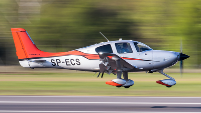SP-ECS - Cirrus SR22T-GTS - Private