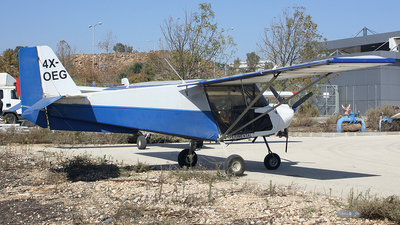 4X-OEG - Skyranger Swift - Private