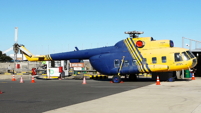 ZS-RPX - Mil Mi-8P Hip - Titan Helicopters