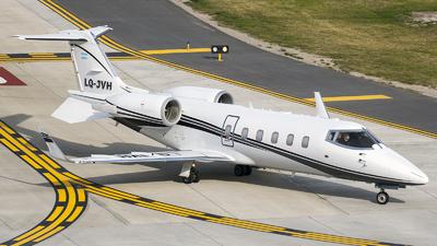LQ-JVH - Bombardier Learjet 60 - Private