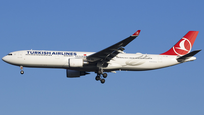 TC-JOK - Airbus A330-303 - Turkish Airlines