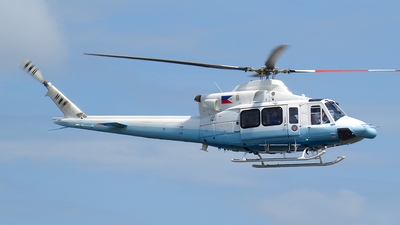6687 - Bell 412EP - Philippines - Air Force