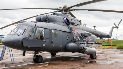 15 - Mil Mi-8MTV-5 Hip - Russia - Air Force