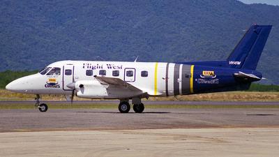 VH-XFM - Embraer EMB-110P2 Bandeirante - Flight West Airlines