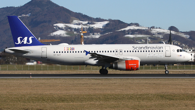 A picture of OYKAY - Airbus A320232 - SAS - © Heidi Wanninger