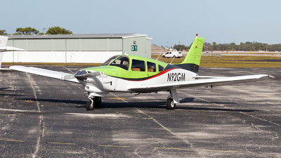 N92GM - Piper PA-28R-201T Turbo Arrow III - Cirrus Aviation